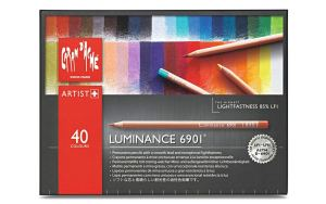 colored pencils box