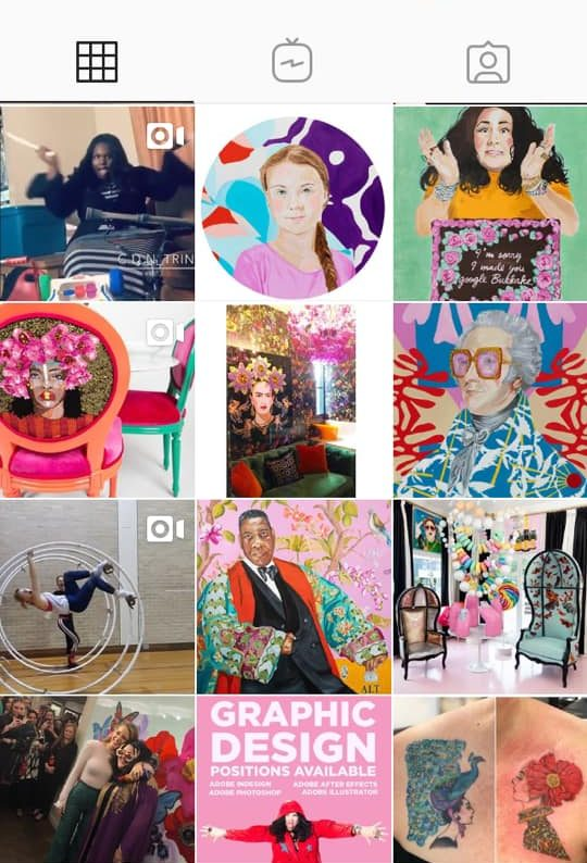 ashley longshore instagram