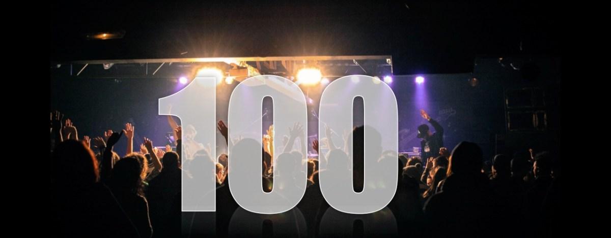 Notre 100 ème article - Premier record !