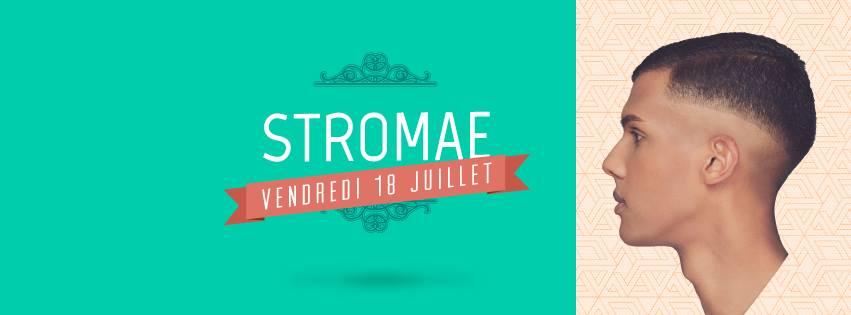Stromae aux Veilles Charrues 2014
