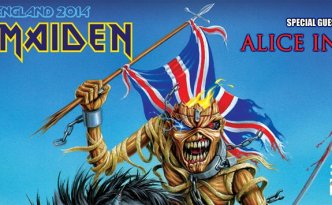 Iron Maiden - Mainsquare 2014
