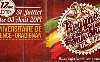 Reggae Sun Ska 2014