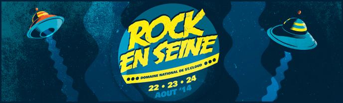 Rock en Seine 2014 : des nouveaux noms