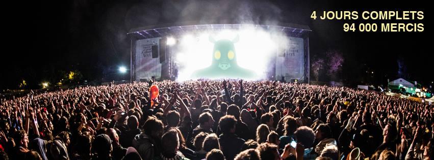 Festival du Cabaret vert : une édition record