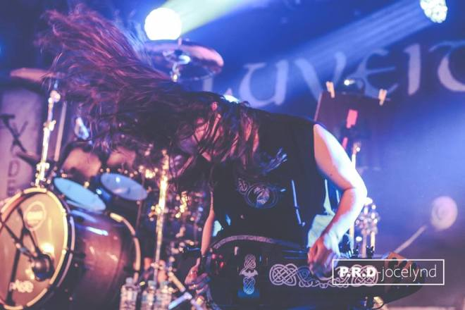 Eluveitie - Rock your brain fest - selestat - Crédit photo : jocelynd.fr