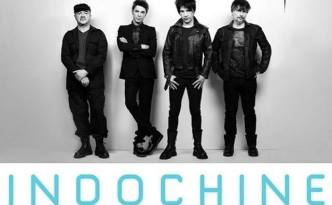 Indochine tournée festivals 2016