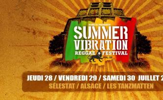 Summer Vibration 2016 - Festival Reggae - Sélestat - Alsace (67)