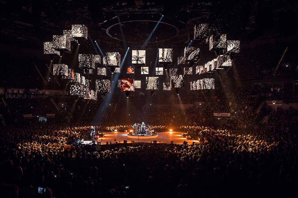 LiveReport : Metallica + Kvelertak / SAP Arena / Mannheim / 17.02.18