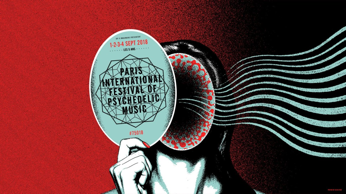 Paris International Festival Of Psychedelic Music : Thee Oh Sees + Ariel PInk