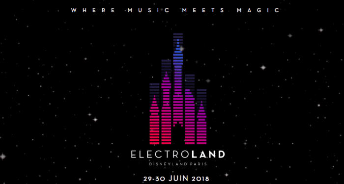 Electroland = Tomorrowland + Disneyland