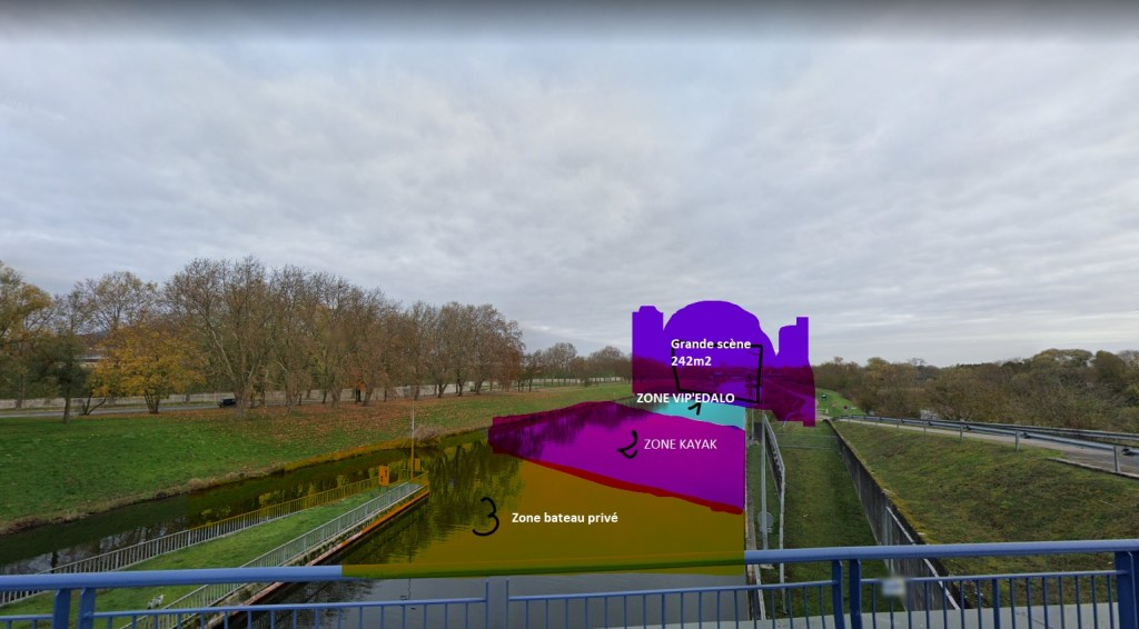 jardin du michel aquatique 2021