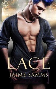 Book Cover: Lace