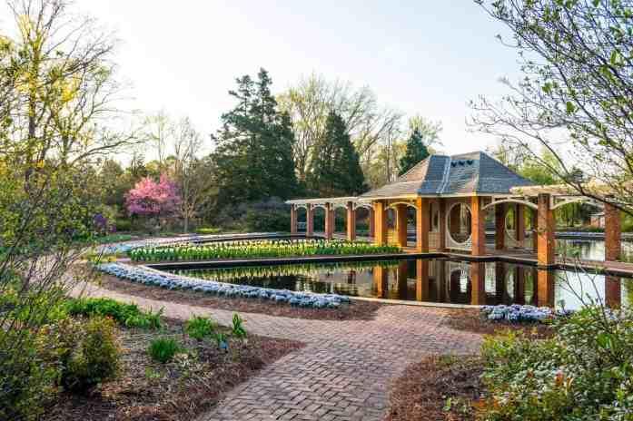 Huntsville Botanical Garden, Huntsville, Alabama