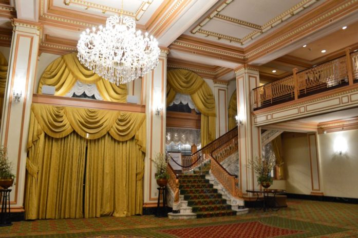 Where to stay in Indianapolis? Omni Severin