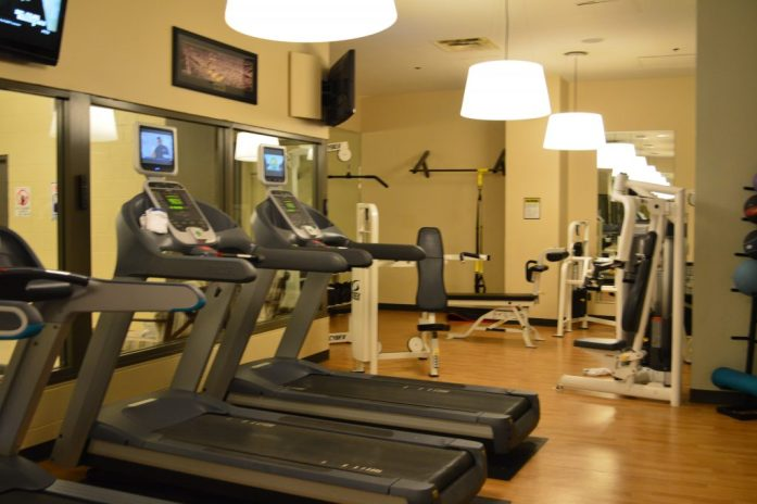 FItness at the Omni Severin
