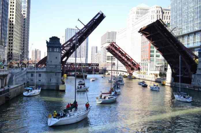 Chicago Bridge Lift