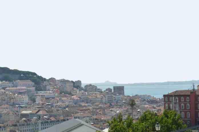 Practical Tips for Visiting Lisbon, the Lisbon Skyline