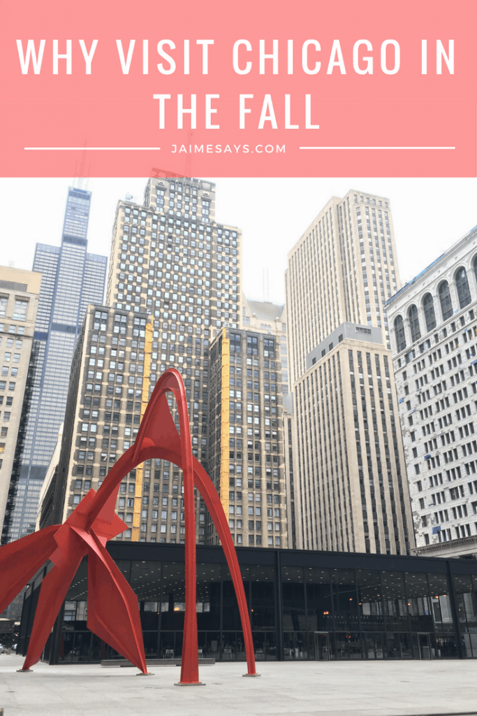 Chicago Blogger|Travel Blogger|Quiet Travel|Anxious Traveler|Lifestyle Blogger|Food Blogger|Wine Blogger|Visit Chicago in the Fall