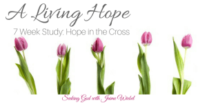 A Living Hope and Sitting Among Friends #64