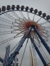 The big (and overpriced) ferris wheel.
