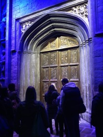 The entrance to the Great Hall.