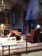 The Gryffindor Common Room.
