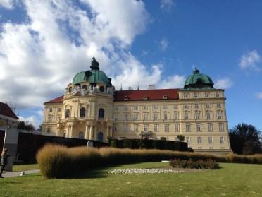 The lovely Monastery.