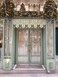 The tea room entrance.