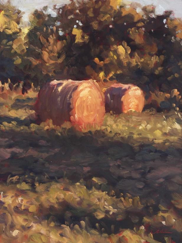 September_pleinair_haybales