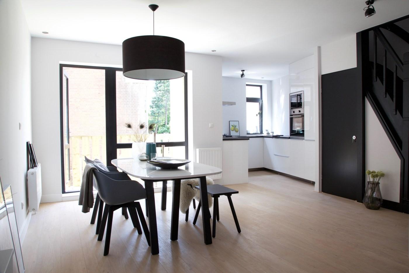 JaimyInterieur_Piron woonkamer eettafel