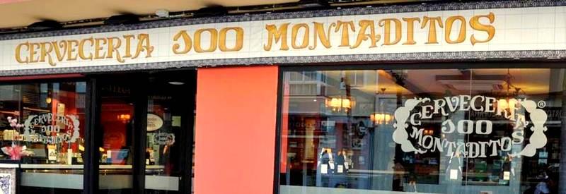 Madrid 100_Montaditos