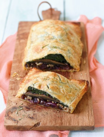 Recept vegetarische wellington www.jaimyskitchen.nl