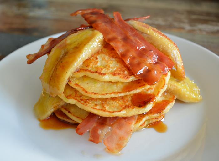 Jamie Pancakes 2