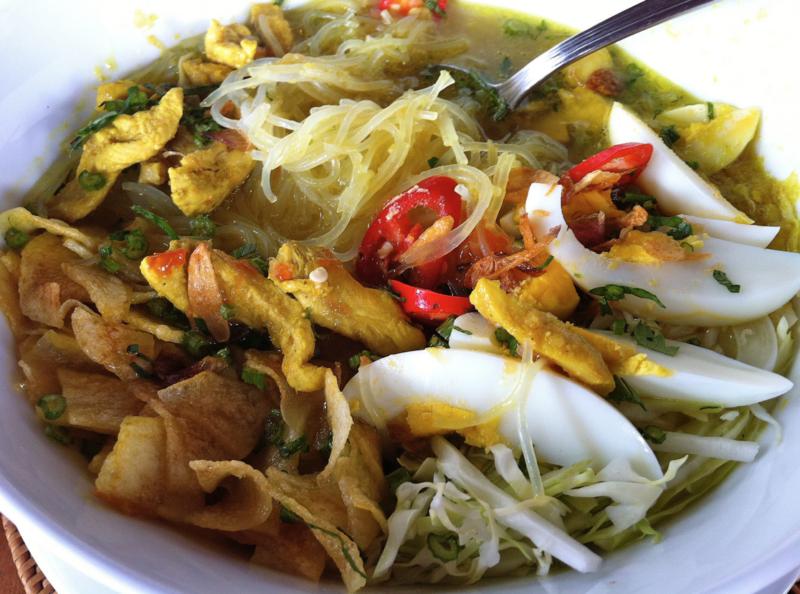 Bali Soto Ayam
