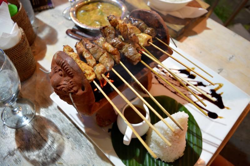 Bali Satay Fat Budda