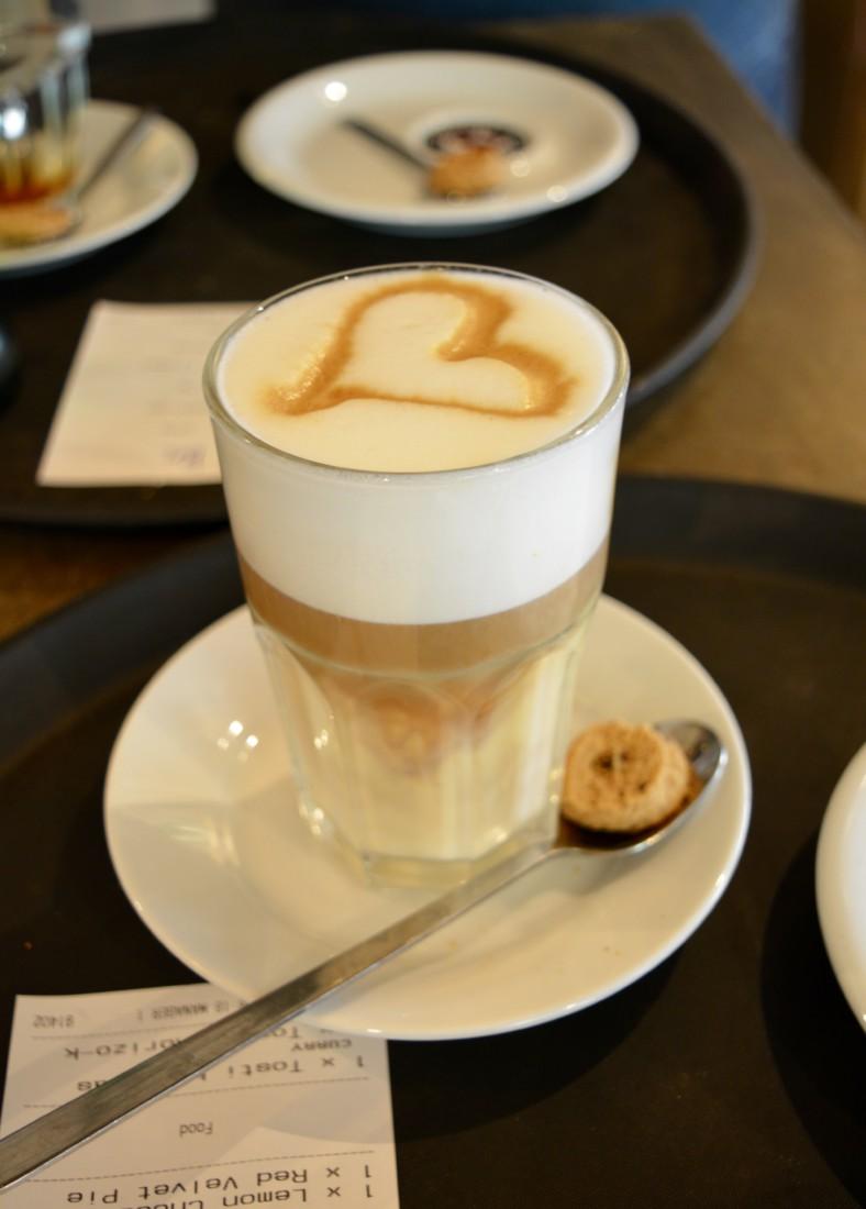 Latte Coffee Mundo