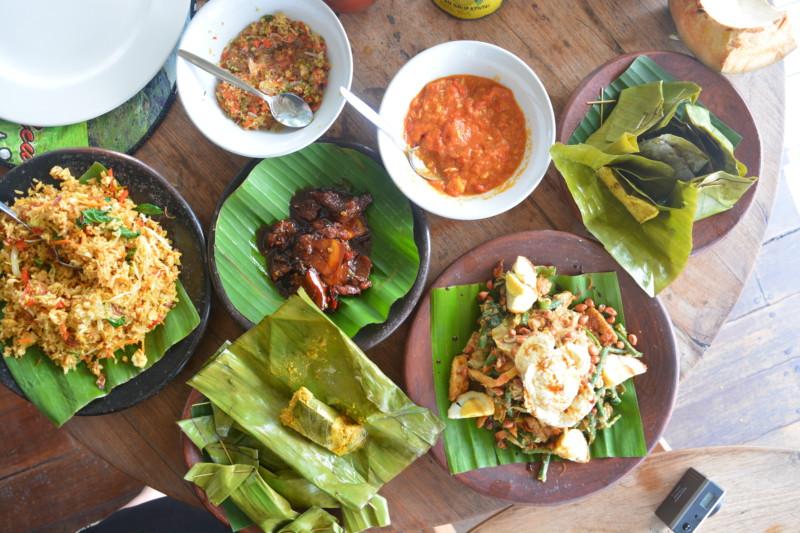 Warung Semseta Ubud Bali