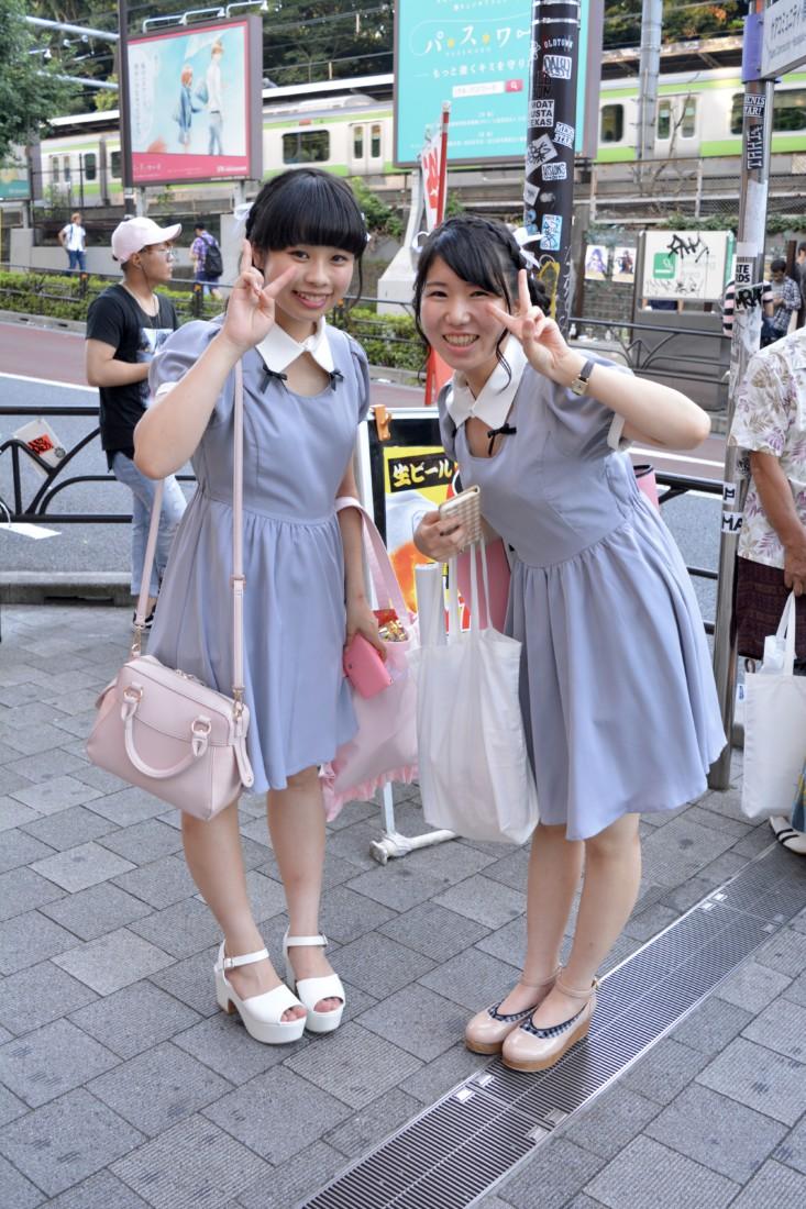 Tokyo Reisverslag Harajuku