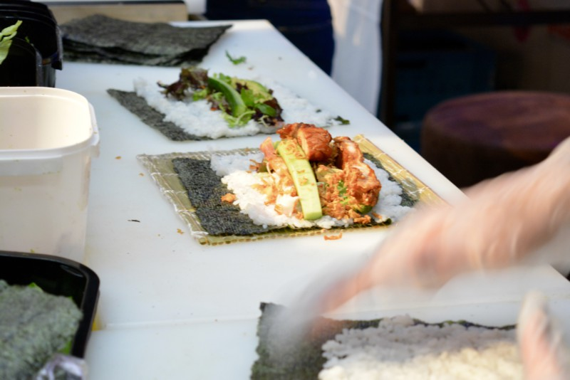 International Sushi Festival Amsterdam