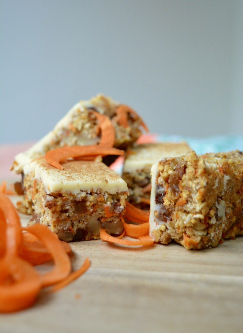 Carrotcake Bars