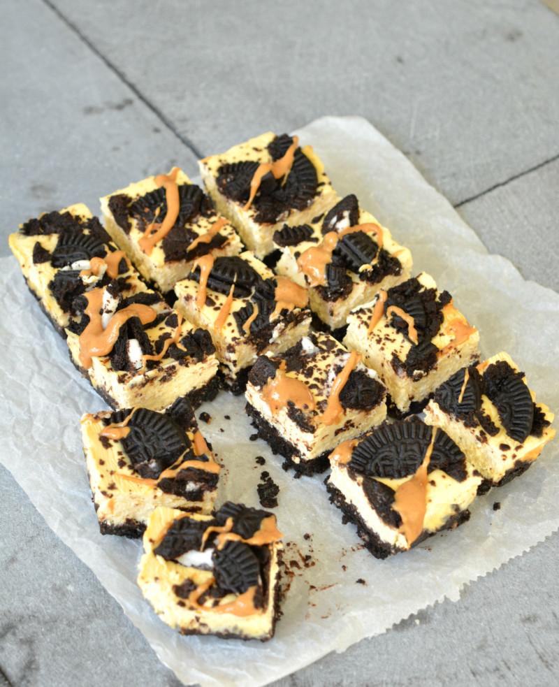 Oreo Cheesecake www.jaimyskitchen.nl