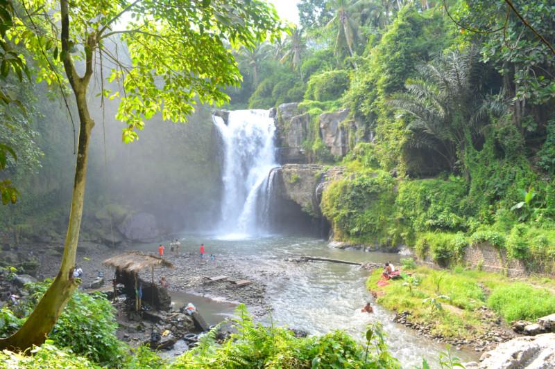 Tegenungan waterval Ubud Bali www.jaimyskitchen.nl