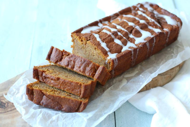 Pompoen en speculaas cake www.jaimyskitchen.nl