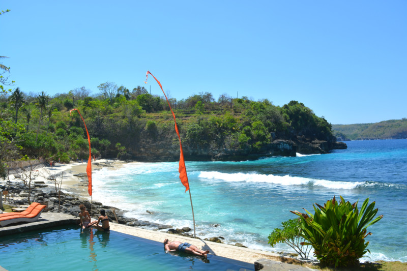 Secret Beach Nusa Ceningan www.jaimyskitchen.nl