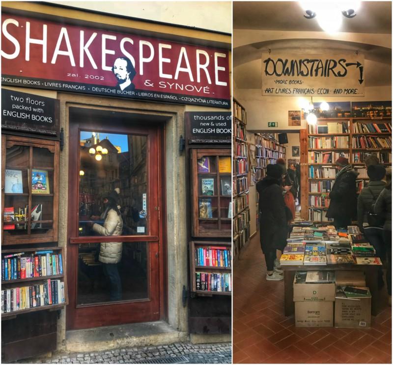 Shakespeare bookshop praag www.jaimyskitchen.nl