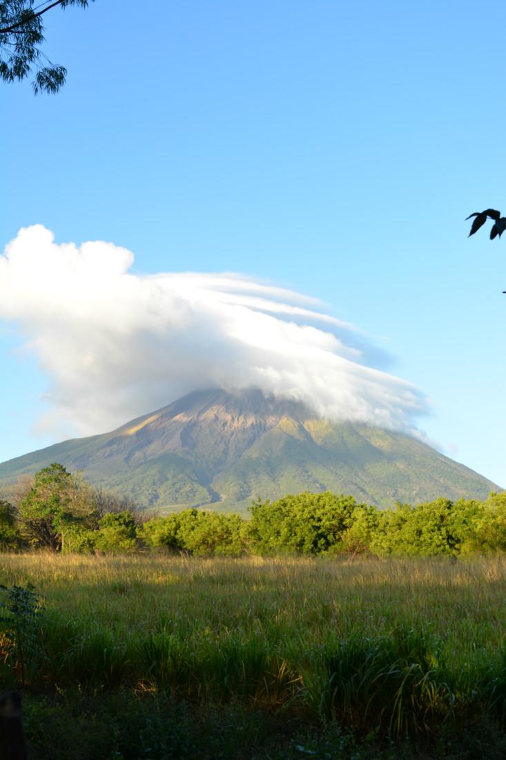 Nicaragua Ometepe vulcano www.jaimyskitchen.nl