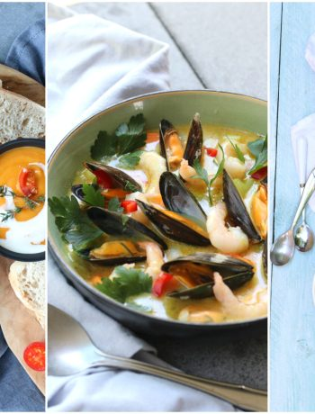 12 x lekkerste soep recepten www.jaimyskitchen.nl