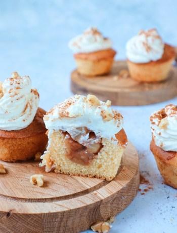Recept appeltaart muffins www.jaimyskitchen.nl