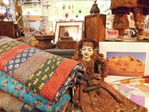 Objets Déco artisanat Inde