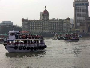 Bombay, hôtel du Taj Mahal
